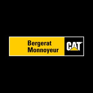 Ładowarki teleskopowe Caterpillar - Bergerat Monnoyeur
